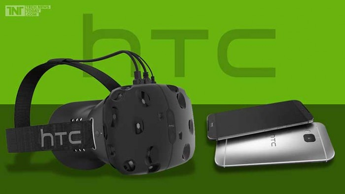 HTC One M10 + HTC Vive