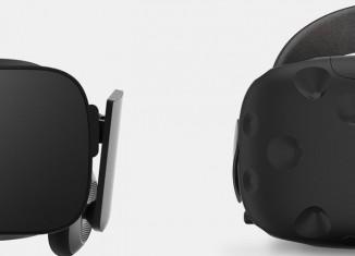 HTC Vive и Oculus Rift
