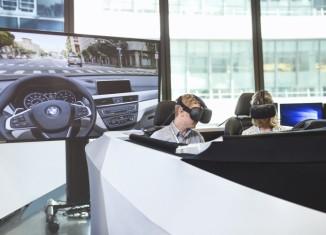 BMW и HTC Vive