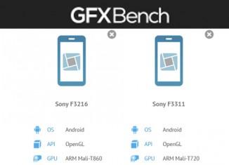 Характеристики новых смартфонов Sony