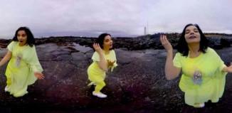 Клип Bjork HTC Vive