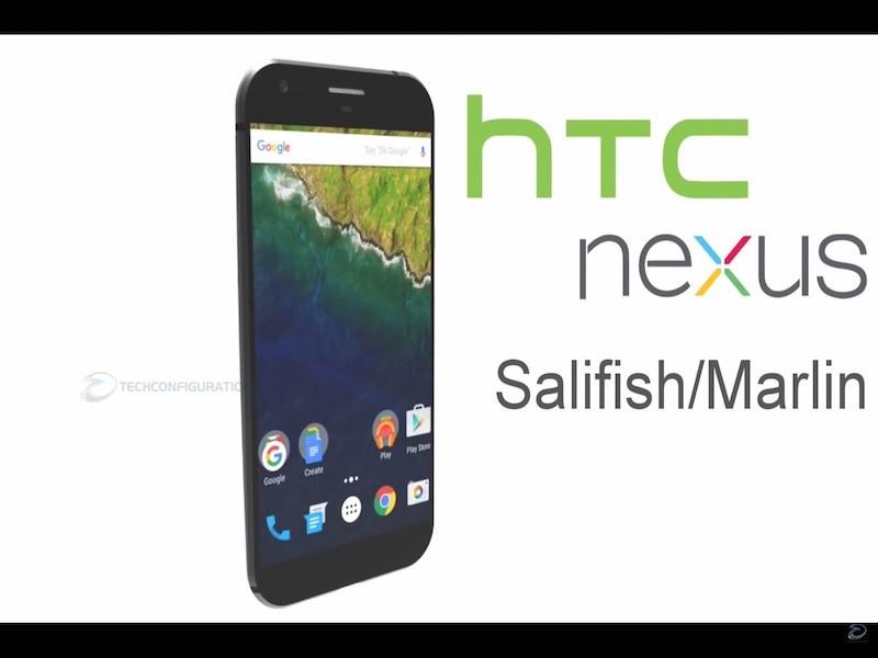 HTC Nexus Sailfish // techtimes.com