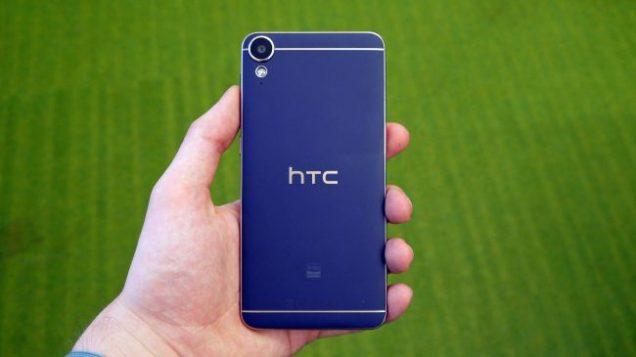 HTC Desire 10 Lifestyle // techradar.com