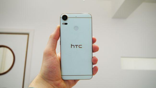 HTC Desire 10 Pro // techradar.com