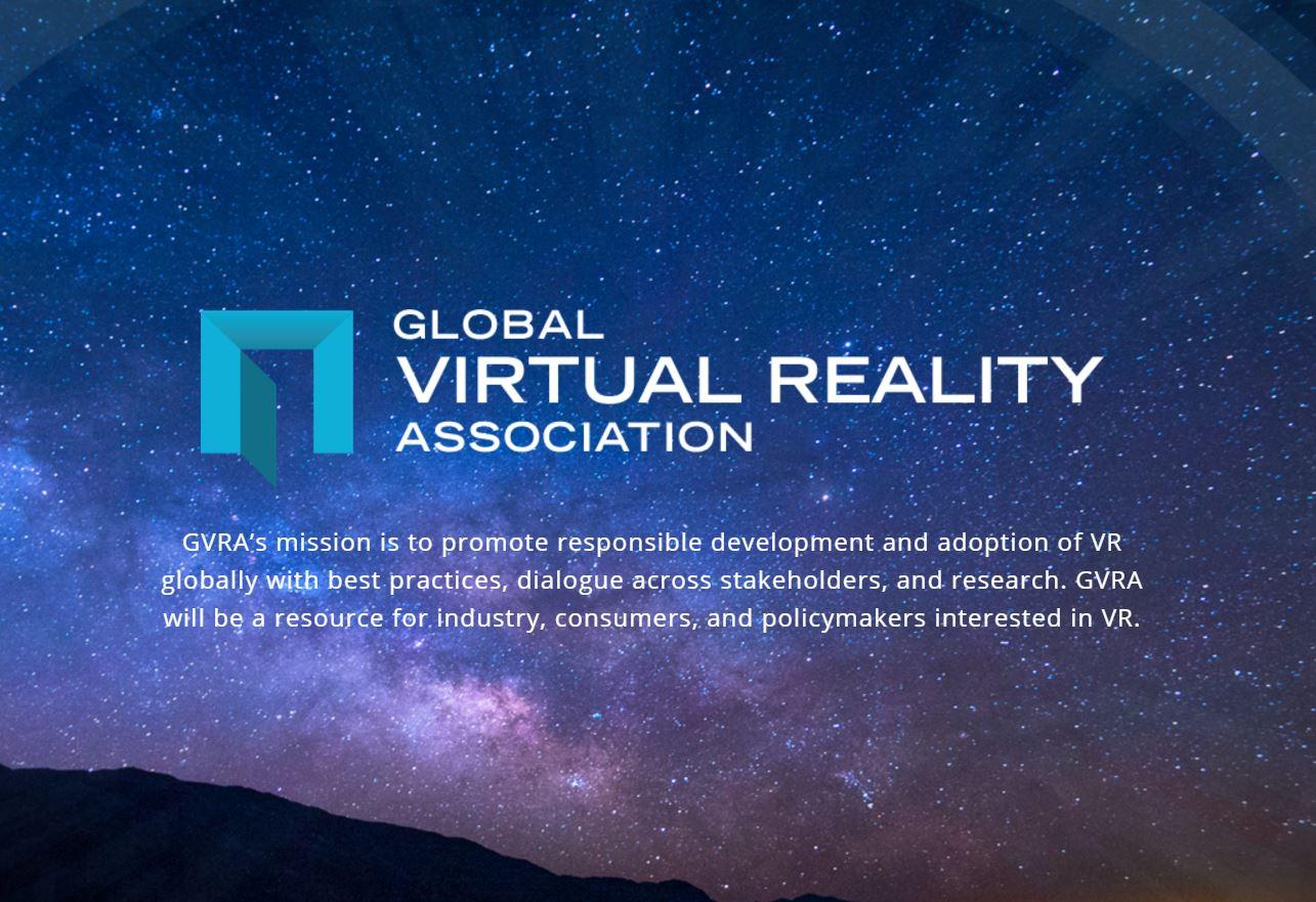 Global Virtual Reality Association // googlewatchblog.de