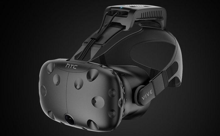 HTC Vive // 4th-recon.com
