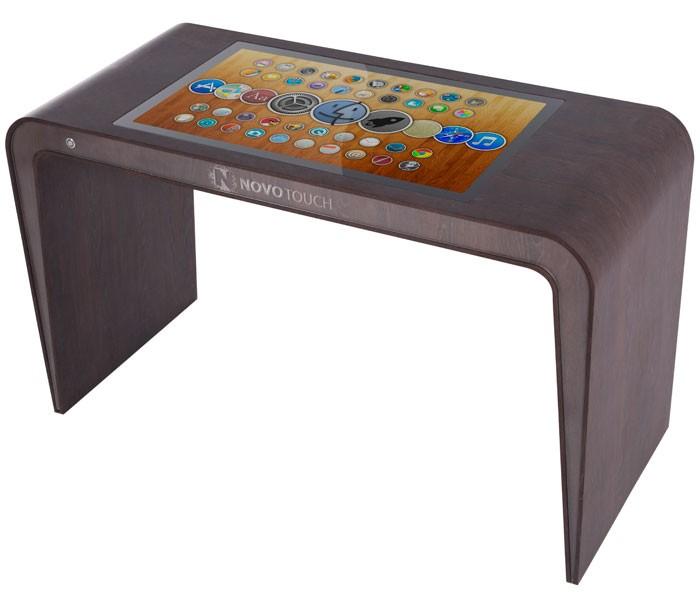 Сенсорный стол // novotouch.ru