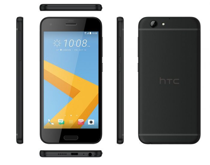 HTC One A9s // androidpolice.com