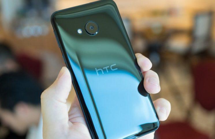 HTC U Play уже в России // shanzhaiji.com