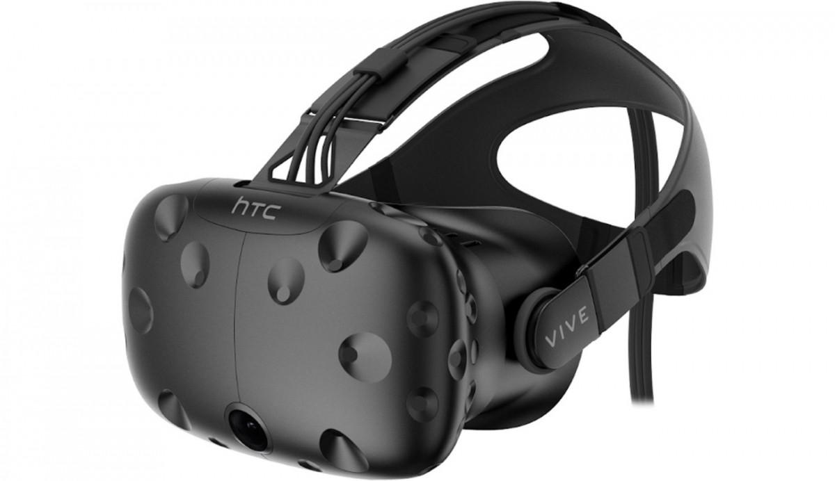 HTC продолжает развивать VR технологии // technobuffalo.com