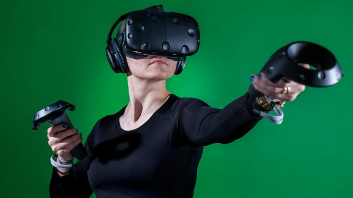 VR-шлем HTC Vive // kv.by