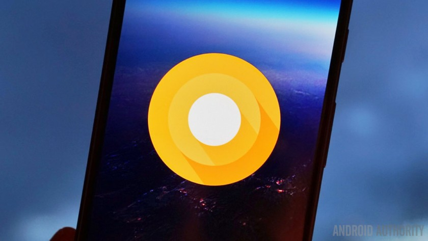Android O // androidauthority.net
