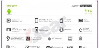 Раскрыты все характеристики HTC U 11 // Andro2id.com