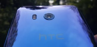 Задняя панель HTC U11 // digitaltrends.com