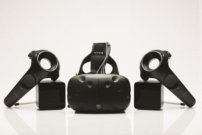 HTC Vive // vrfocus.com