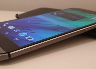 Боковая сторона HTC One M8 // thenextweb.com