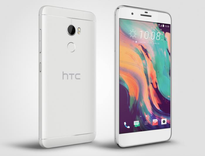 Официальный рендер HTC One X10 // itc.ua