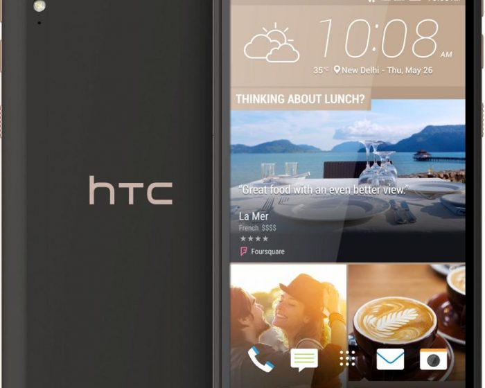 HTC Desire 830 // svyaznoy.ru