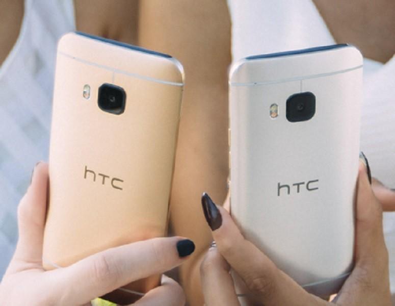 HTC One M9 // techtimes.com
