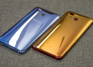 HTC U11 // ExpertReviews.co.uk