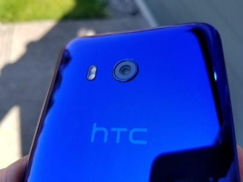 HTC U11 // zdnet.com