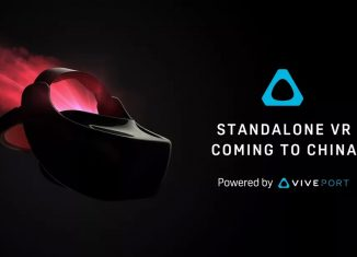 HTC Vive Standalone // theverge.com