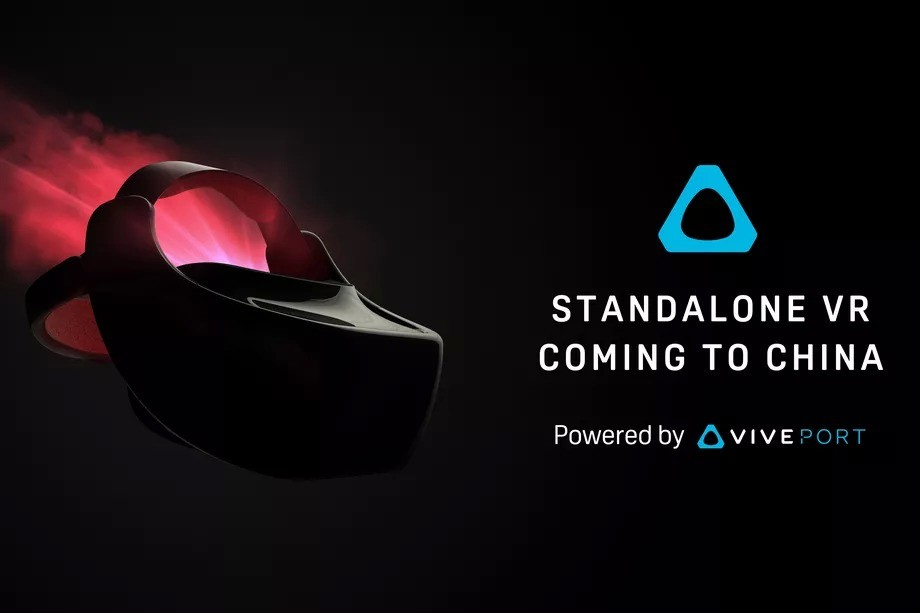 HTC Vive Standalone // theverge.com
