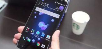 HTC U11 // liliputing.com