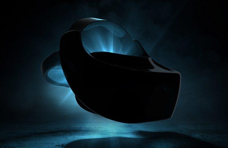 Официальный рендер автономного VR-шлема HTC для китайского рынка // theverge.com