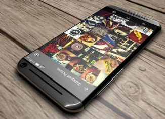 Предполагаемый дизайн HTC U12 // Duggtech