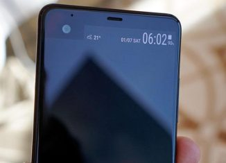 Передняя панель HTC U Ultra // pocketnow.com