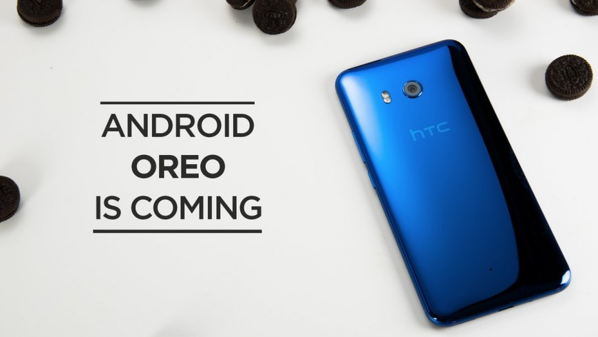 HTC сменит в U11 Android 7.1 на Android Oreo // i-mode.ru