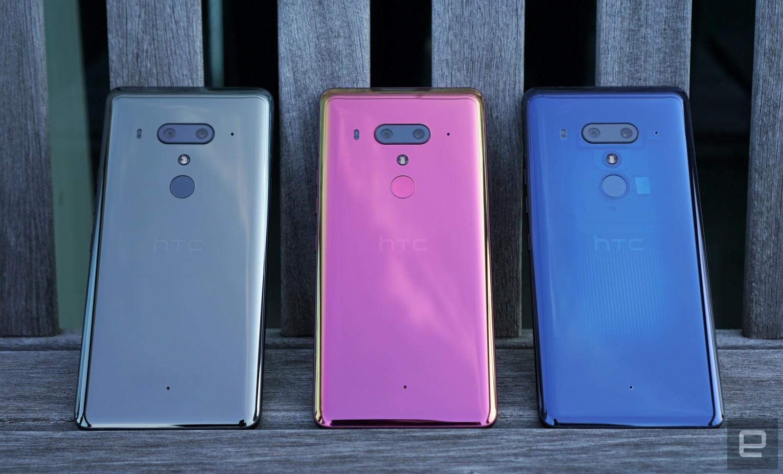 HTC U 12+